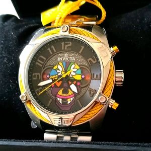 FIRM PRICE-New Invicta Limited Edition stainless